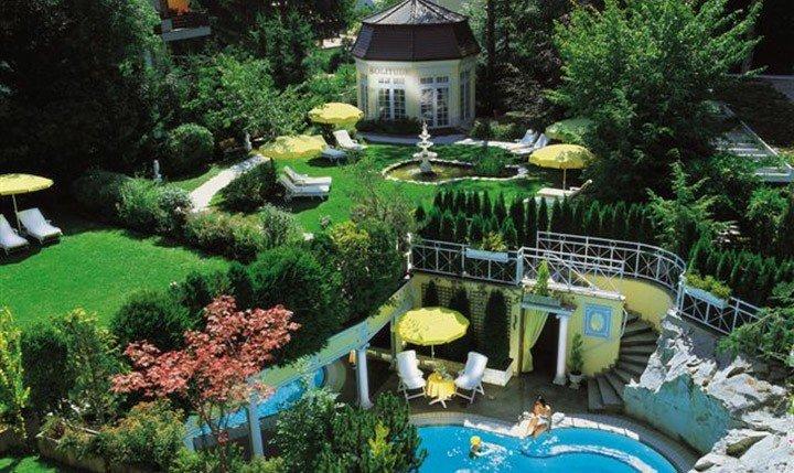Hotelbild Garten des Hotels