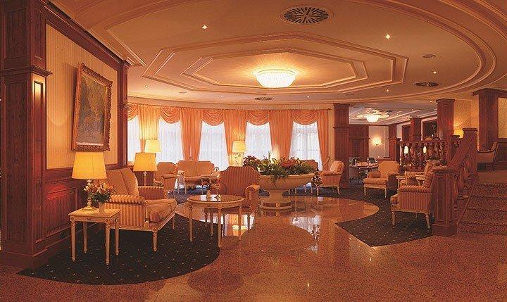 Hotelbild Hotelhalle des Hotel