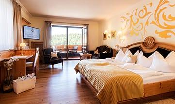 Zimmer Doppelzimmer Landgold