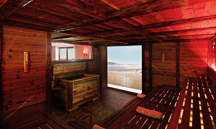 Hotelbild Panoramasauna