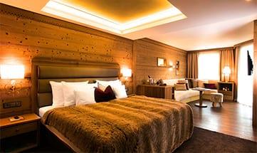 Zimmer Kuschelsuite