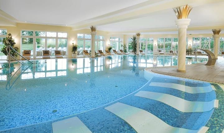 Hotelbild Panoramaschwimmbad
