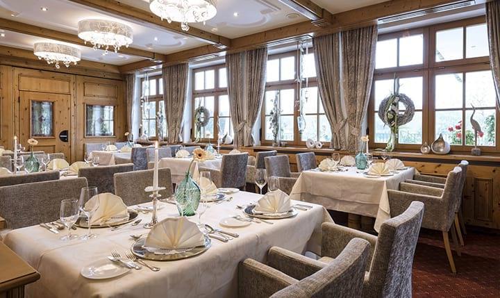 Hotelbild Restaurant Silberstube