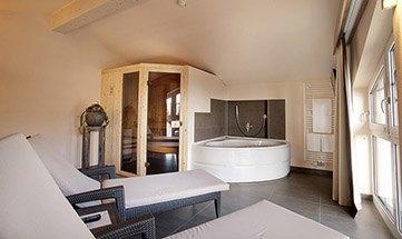 Zimmer Spa-Suite