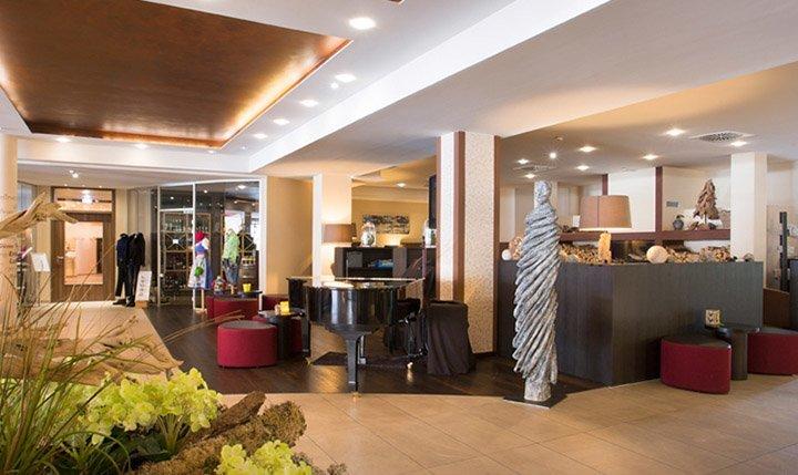 Hotelbild Empfang im Hotel