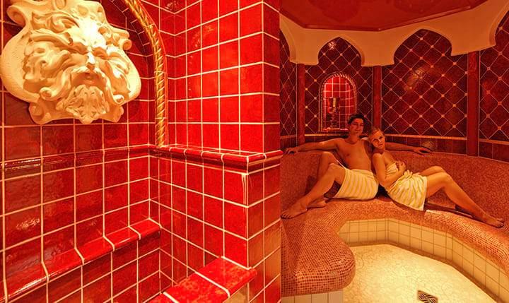 Hotelbild Dampfbad-Zisterne