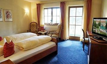 Zimmer Doppelzimmer (Typ 2)