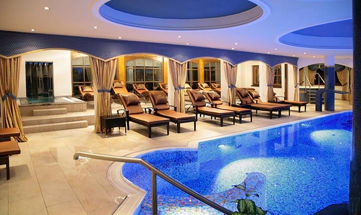 Hotelbild Erlebnis-Hallenbad