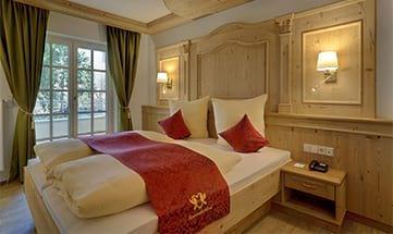 Zimmer Schlössl-Suite