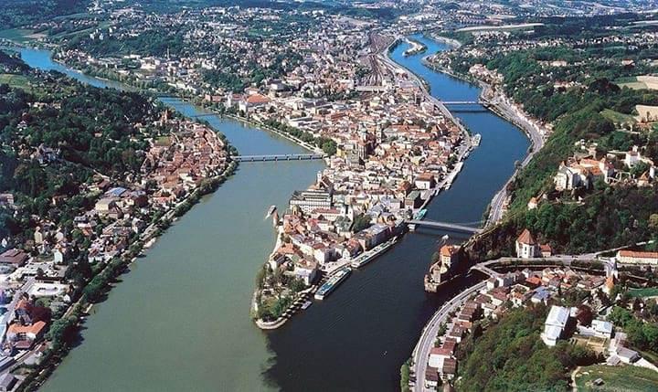 Freizeittipp  Ausflugsziel Passau