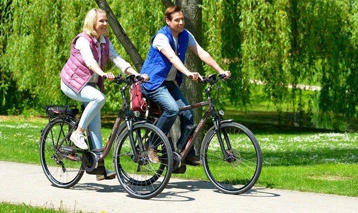 Freizeittipp  Radfahren im Passauer Land