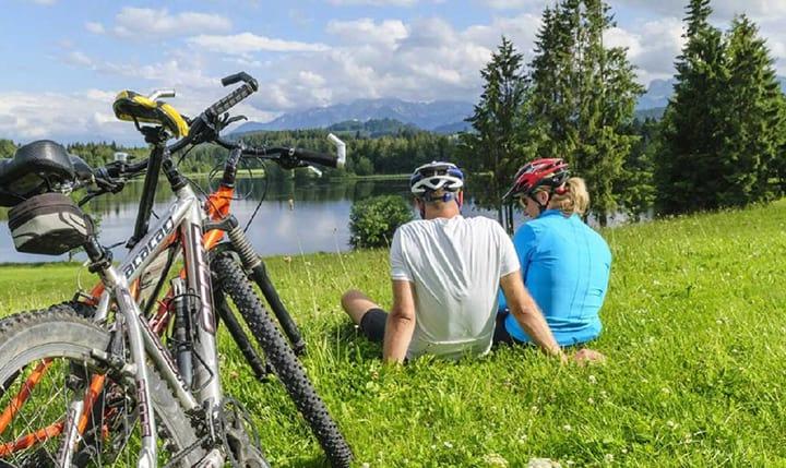 Freizeittipp  Rad- und Fernradwege im Allgäu