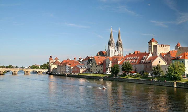 Freizeittipp  Ausflugsziel Regensburg