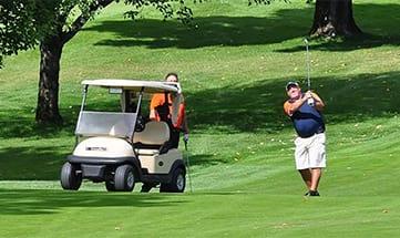 Angebot Wellness mit Golf
