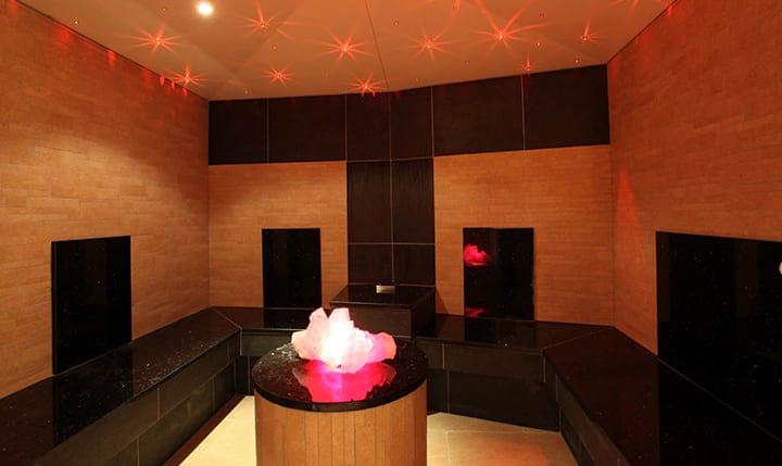 Hotelbild Bergkristall Sauna