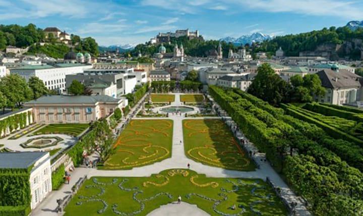 Freizeittipp  Mozartstadt Salzburg