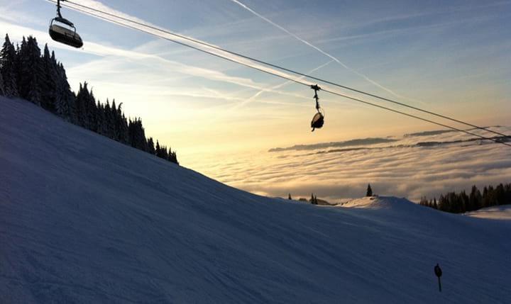Freizeittipp  Skiurlaub im Allgäu
