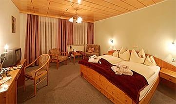 Zimmer Bayerwald-Komfortzimmer