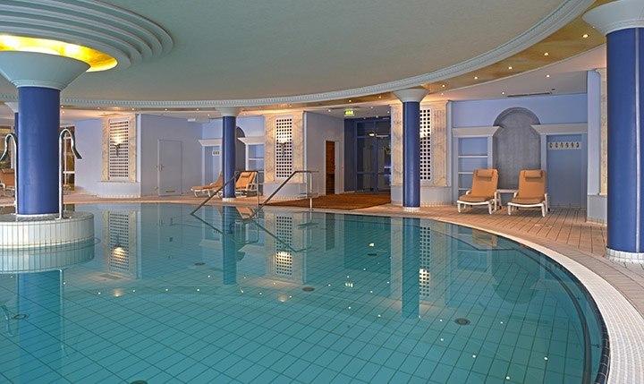 Hotelbild Wellnessbereich im Hotel