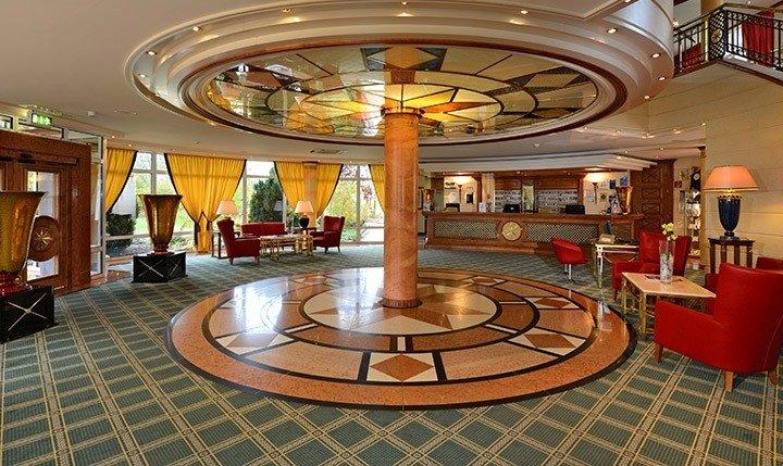 Hotelbild Die Lobby des Hotels