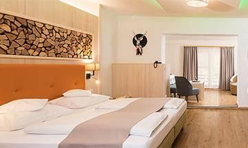 Zimmer Wald-Wellness-Suite