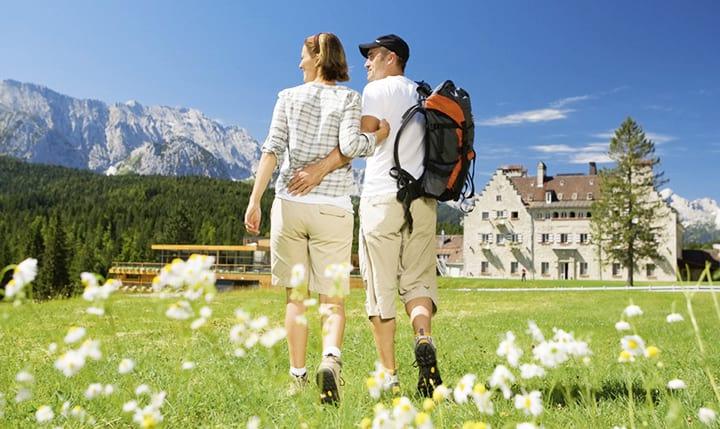 Freizeittipp  Wandern in der Alpenwelt Karwendel