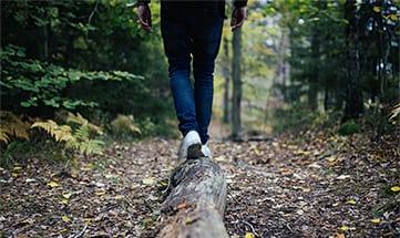 Thema Wandern und Wellness