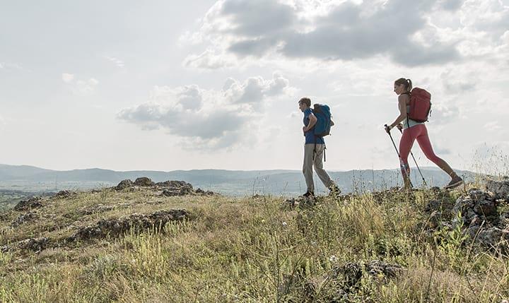 Freizeittipp  Wanderungen um Bad Bocklet