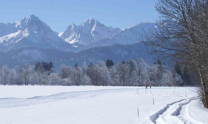 Freizeittipp  Wintersport rund um Füssen