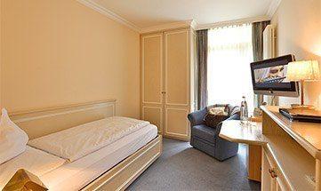 Zimmer Einzelzimmer
