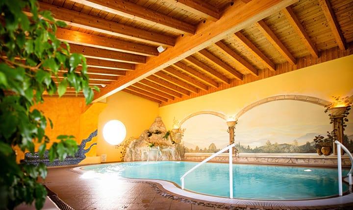 Hotelbild Indoor Pool