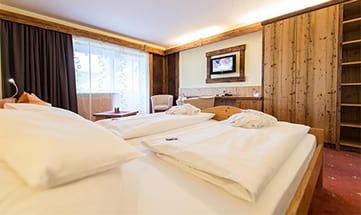 Zimmer Doppelzimmer Wohlfühlzimmer
