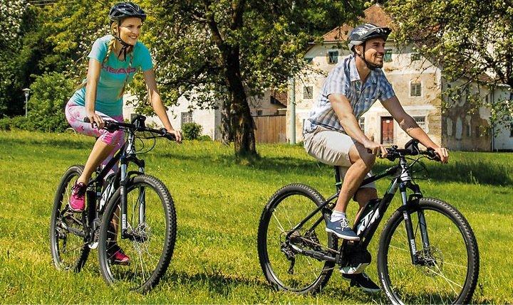 Freizeittipp  Mit dem Rad rund um Röhrnbach